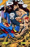 Superman vs. Chuck Norris