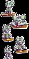 WP47: Prickly Paw Prep