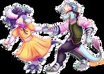 WP61 - Swing Dance by CherryTrabbit
