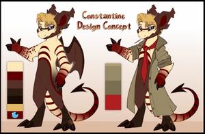 [Com] Constantine Design Concept