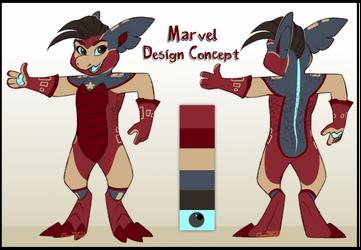 [Com] Marvel Design Concept