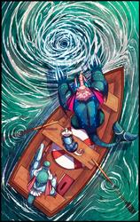 Whirlpool Fishing