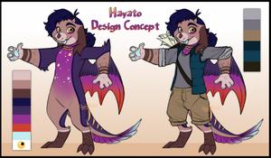 [Com] Hayato Design Concept