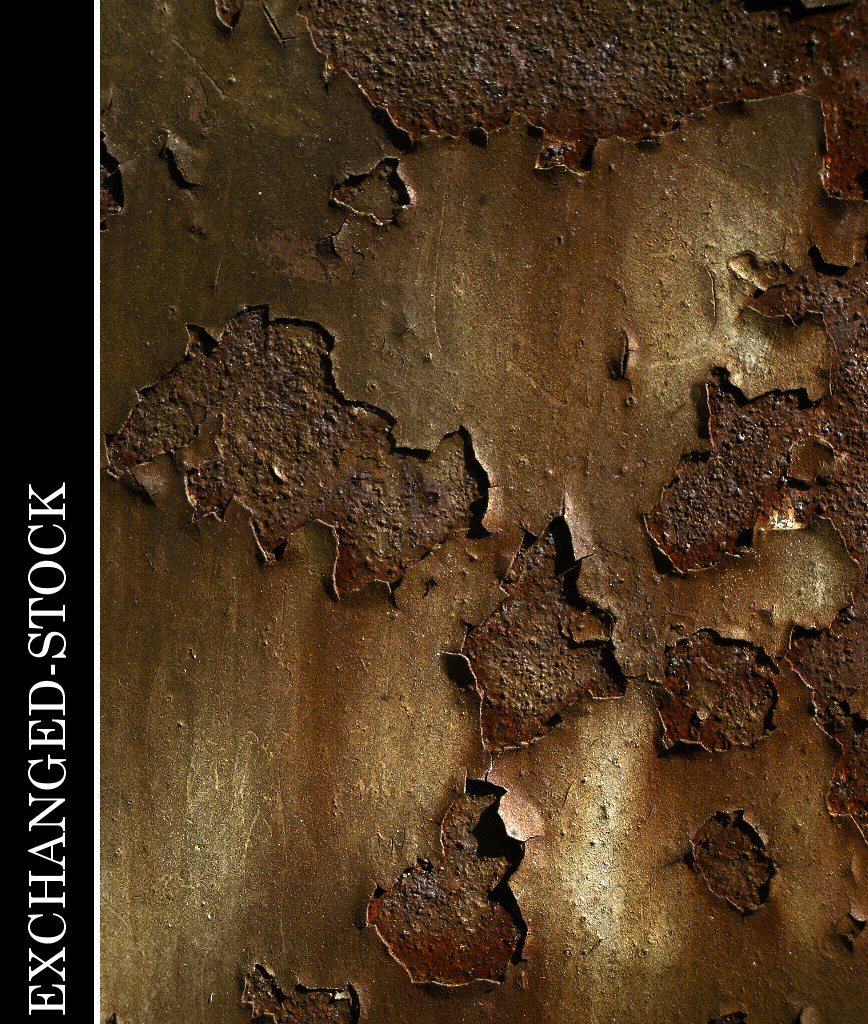 Coloured Rust 1