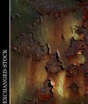 Coloured Rust IIII