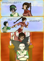 Girly Toph pt1 by artistic18