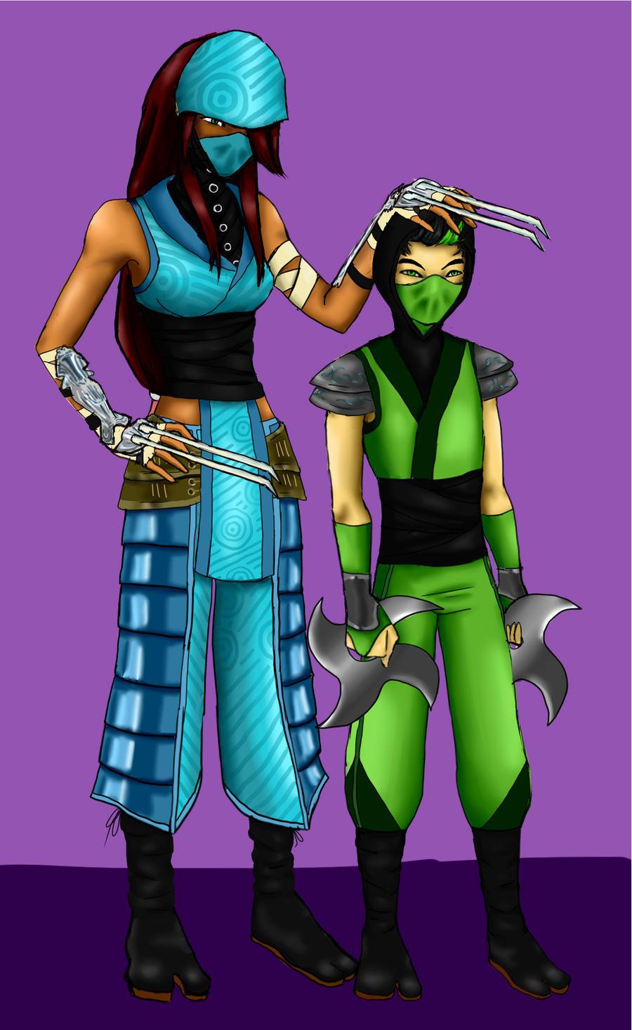 Ninja Protege by artistic18