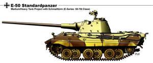 E 50 Standardpanzer