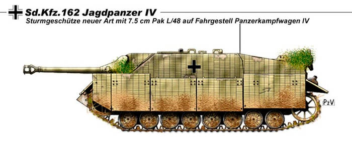 Jagdepanzer IV by nicksikh