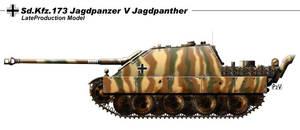 Sd Kfz 173 Jagdpanzer V