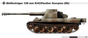 Waffentrager fur K42 scorpion