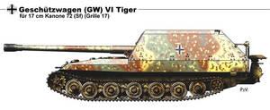 Geschutzwagen VI Tiger