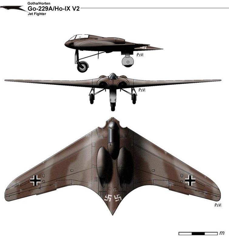 Go-229A-Ho-IX V2 by nicksikh