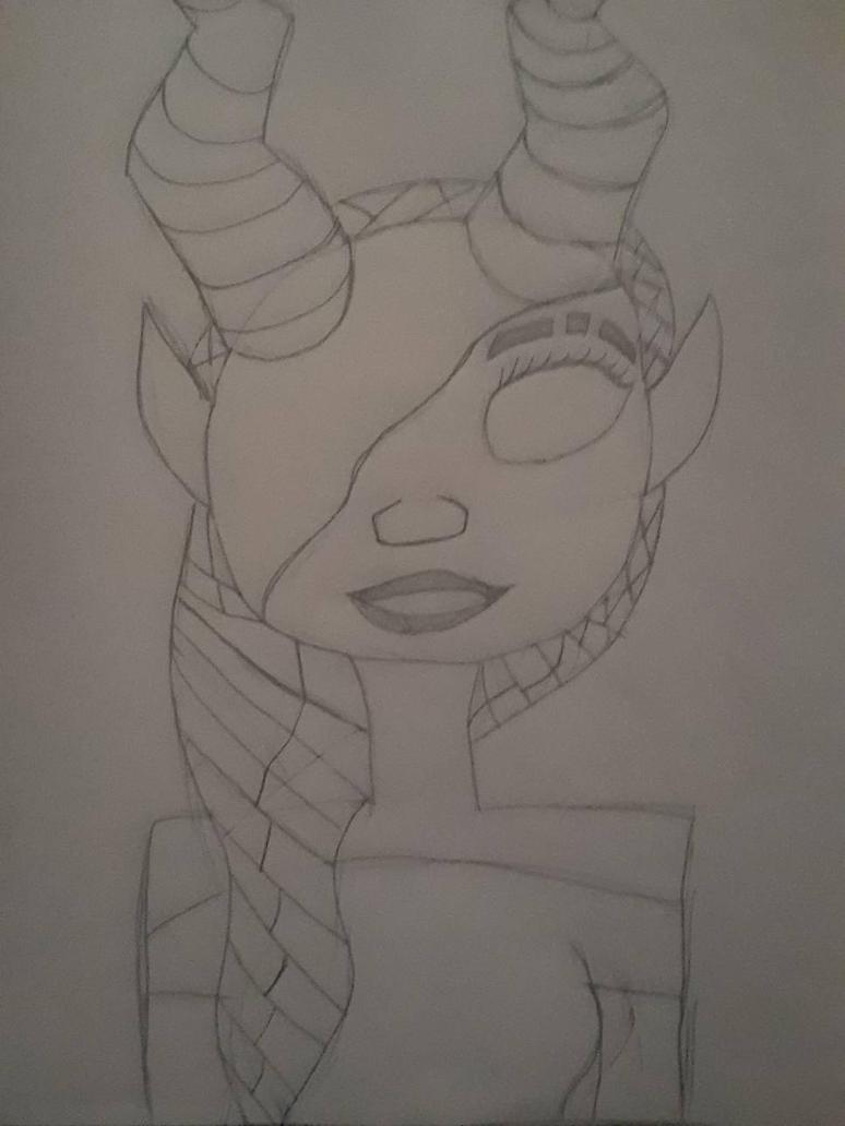 Demon Skylar by THEWOLFROCKS300