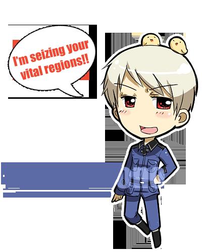 APH -ID- ver Prussia by YubiwaDono