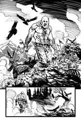 Unknown Soldier 3 by StazJohnson