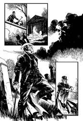 Van Helsing by StazJohnson