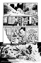 Pandora:Trinity Of Sin #6 page 9 by StazJohnson