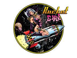 Rocket Girl : colour