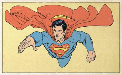 Superman by StazJohnson