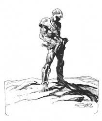 Carlos Ezquerra tribute. by StazJohnson