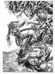 Aliens vs Predator, private commission