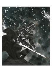 Darth Vader by StazJohnson