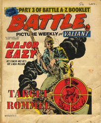 Major Eazy, fake Battle cover by StazJohnson