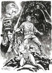 Star Wars day sketch.
