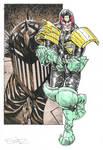 Judge Dredd and Judge Fear