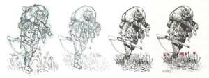Armistice Day process.