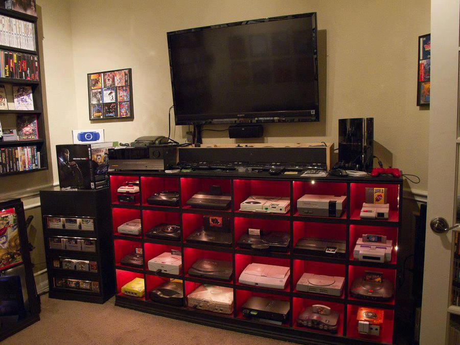 Future Entertainment Center In My Bedroom. By Massari619 ...