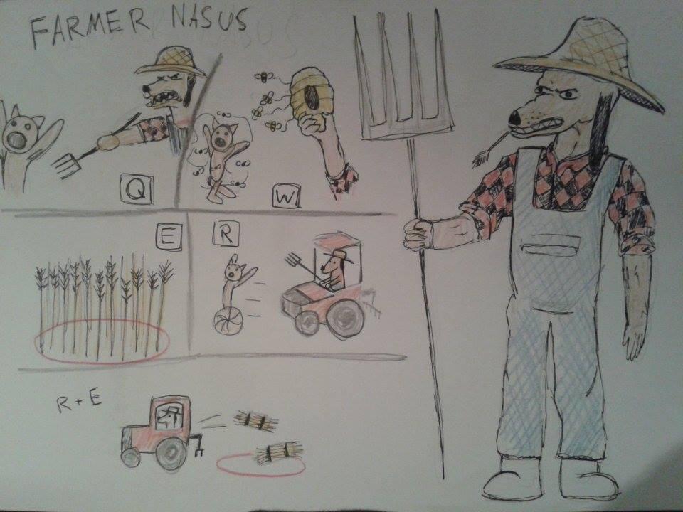 Farmer Nasus by Zag25