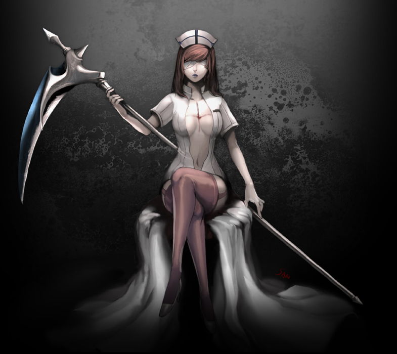 Nurse of Doom by Nawol