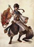 oriental man
