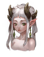 elf face by Nawol