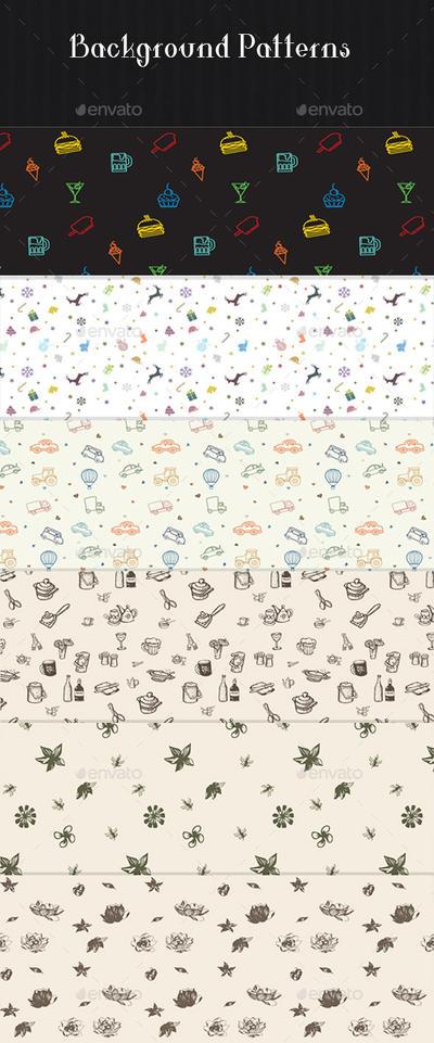 High Resolution Background Patterns
