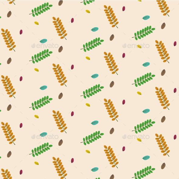 Leaf pattern by bd670816