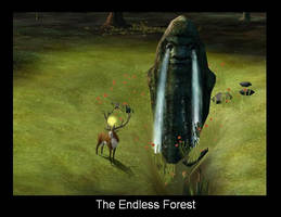 The Endless Forest by the-endless-forest