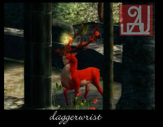 Pictogram : daggerwrist : by the-endless-forest