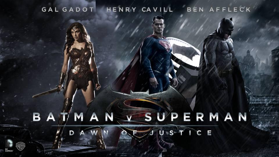 Batman v Superman: Dawn of Justice (2016) - 720p HD (Hindi Dubbed)