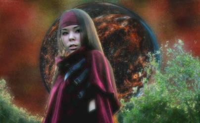She,on the Magic Path