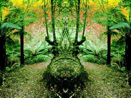 Simmetria Pagana:Organic Altar