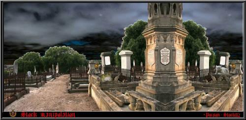 Simmetrie Pagane:Cementery