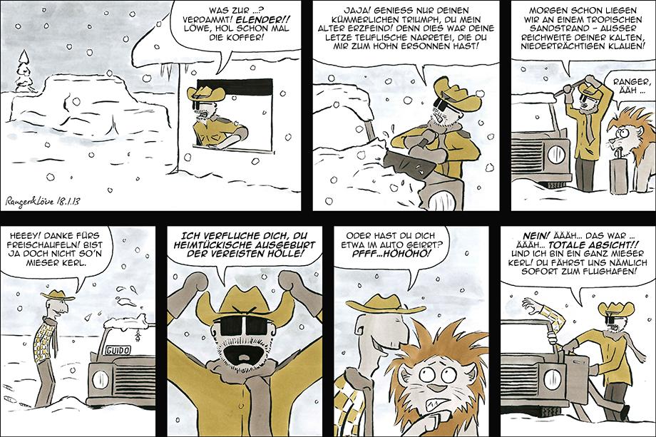 Erzfeind Winter