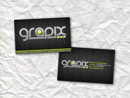 Tarjeta Grapix Design