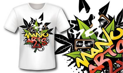 Camiseta Manuarts