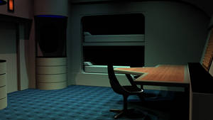 Crew Quarters WIP by timberoo