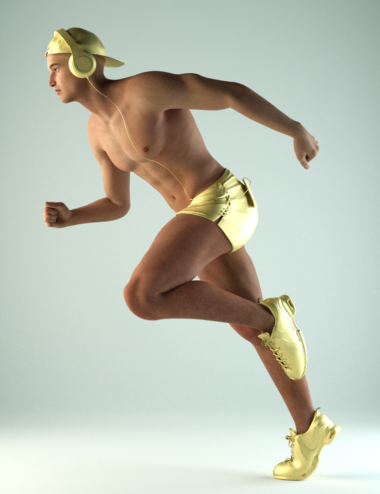 Modern Hermes by timberoo
