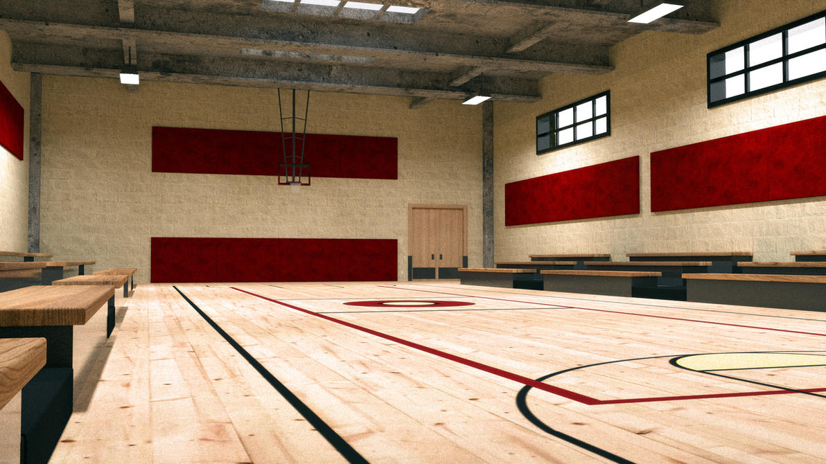 Gymnasium by timberoo